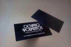 Cartão de Visita - Octavio Polimentos